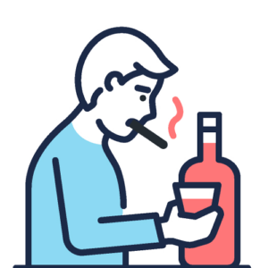 Addiction graphic