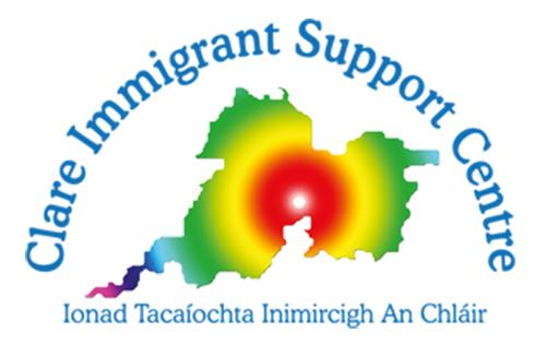 Clare Immigrant Support logo