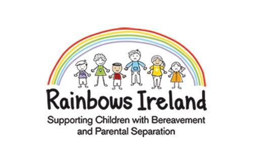 Rainbows ireland logo