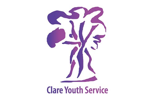 Clare youth service logo