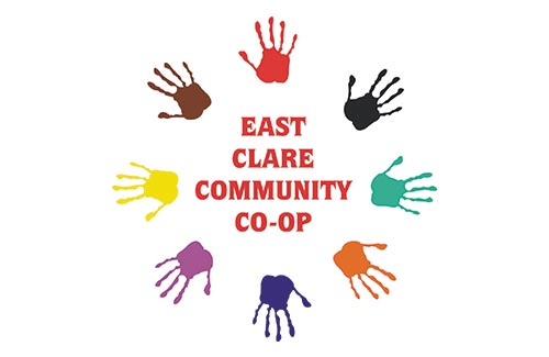 East Clare community co op logo