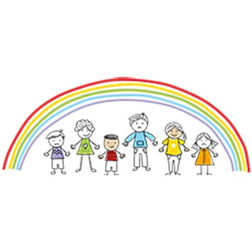 Rainbow Ireland Logo